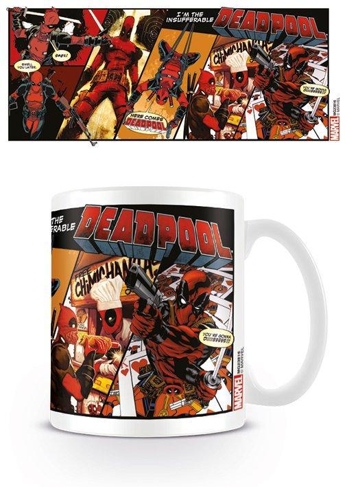 DEADPOOL - Mug - 300 ml - Comic Insufferable