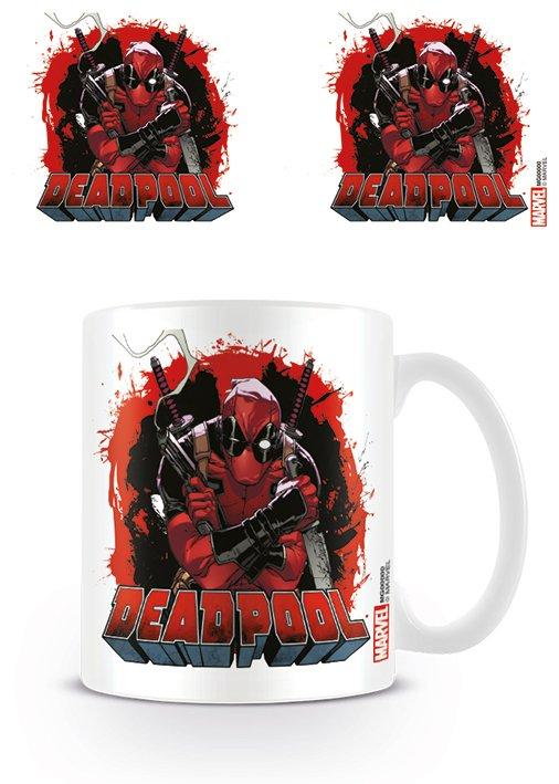 DEADPOOL - Mug - 300 ml - Smooking Gun