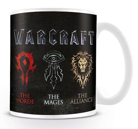 WARCRAFT - Mug - 300 ml - Logos