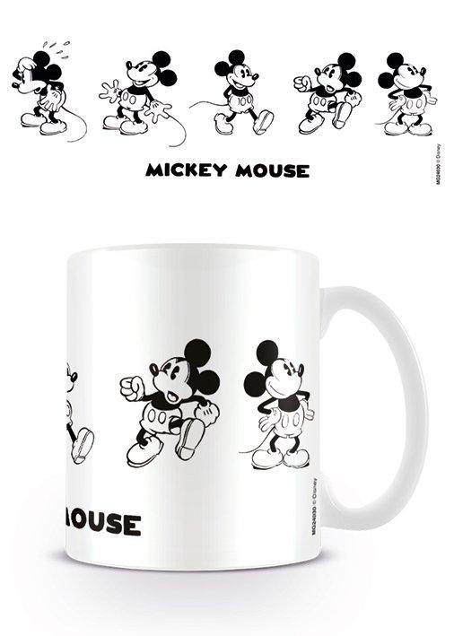 DISNEY - Mug - 300 ml - Mickey Mouse Vintage_1