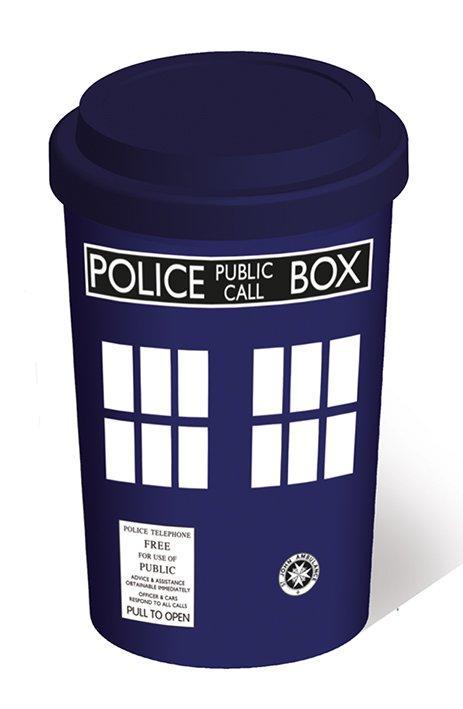 DOCTOR WHO - Travel Mug 340 ml - Tardis