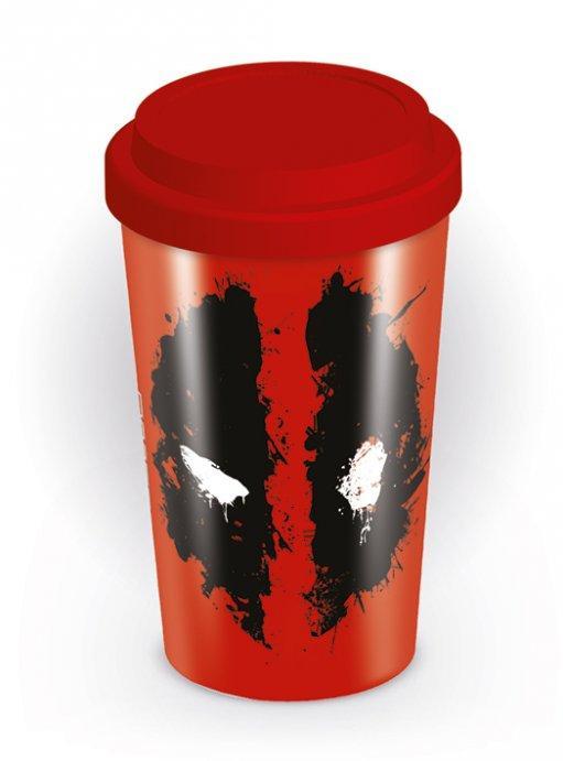 DEADPOOL - Travel Mug 340 ml - Splat