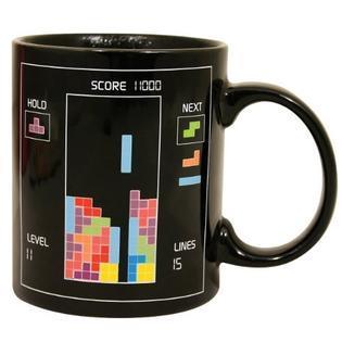 TETRIS - Mug Heat Change - Puzzle