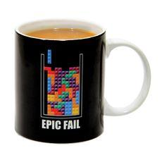 TETRIS - Mug Epic Fail