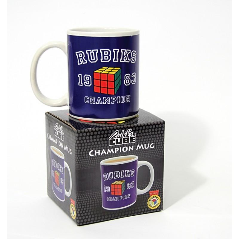 RUBIK'S CUBE - Mug Champion 1983 300ml