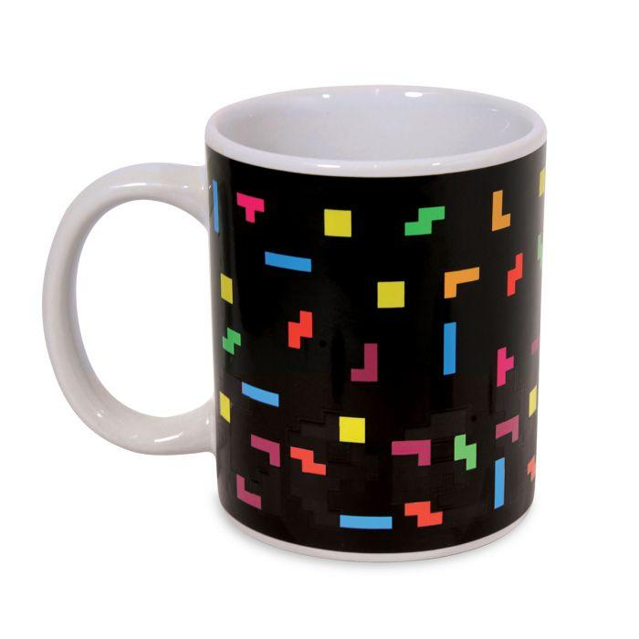 TETRIS - Geek Heat-Change Mug