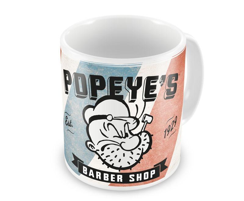 POPEYE - Mug - Barber Shop