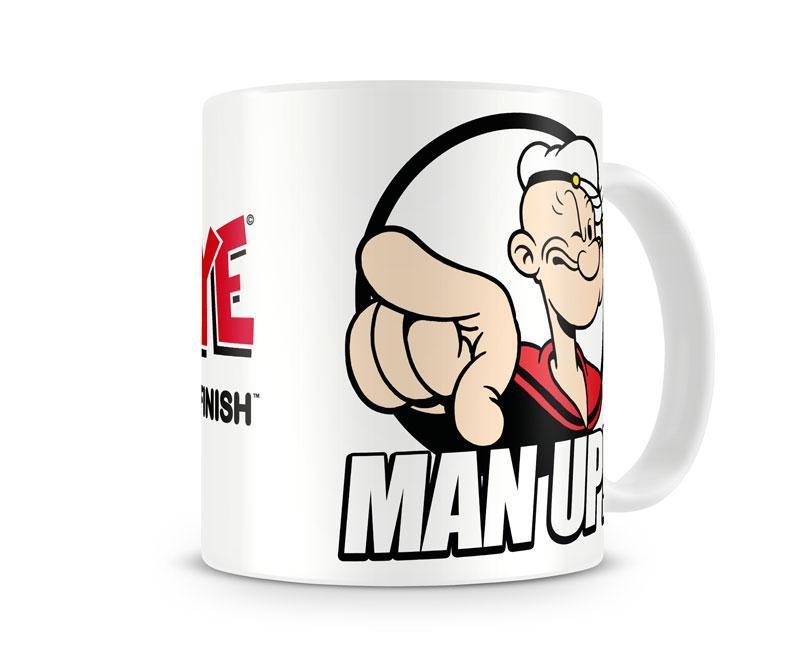 POPEYE - Mug - Man Up
