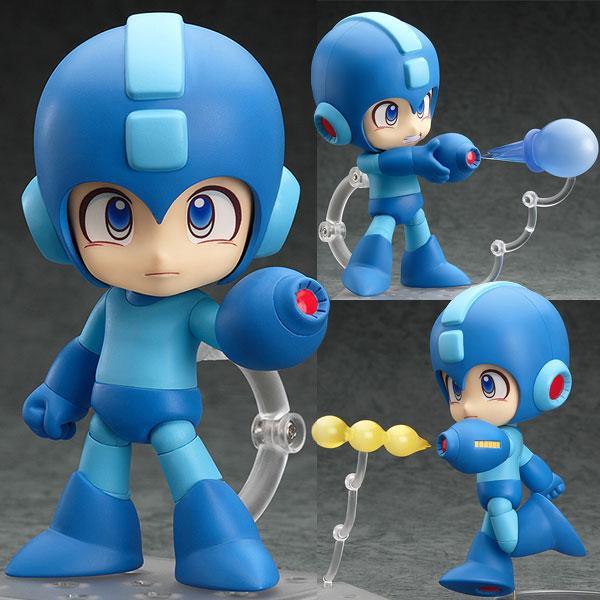 MEGAMAN - Figurine Nendoroid Megaman