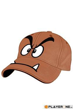 NINTENDO - Casquette Goomba Brown Adjustable Cap
