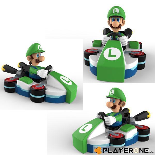 NINTENDO - Mario Kart 8 Wall Climbers RC Control - LUIGI