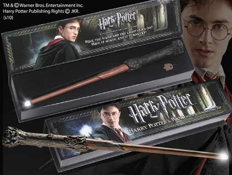 HARRY POTTER - Baguette Lumineuse - Harry Potter