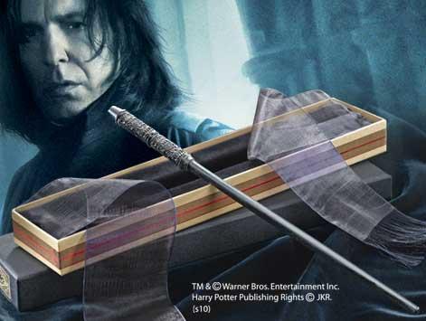 HARRY POTTER - Baguette Ollivander - Professor Severus Snape