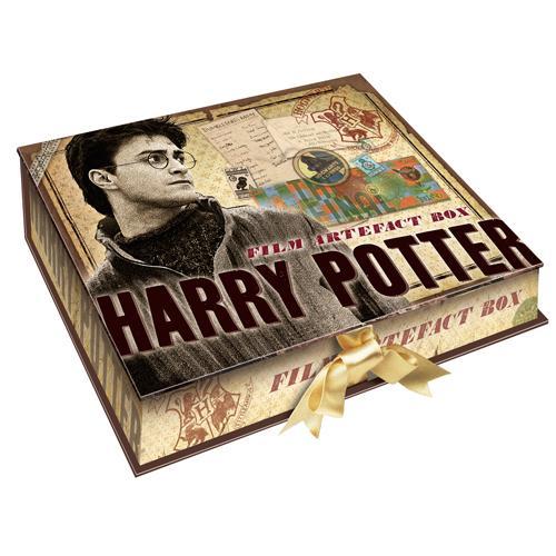 HARRY POTTER - Boite D'Artefacts Harry Potter (UK)_1