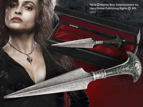 HARRY POTTER - Dague de Bellatrix Lestrange_2