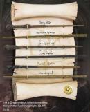 HARRY POTTER - Collection de Baguettes de L'armée de Dumbledore