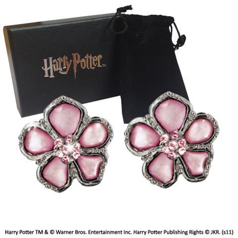 HARRY POTTER - Boucles D'oreilles de Bal d'Hermione