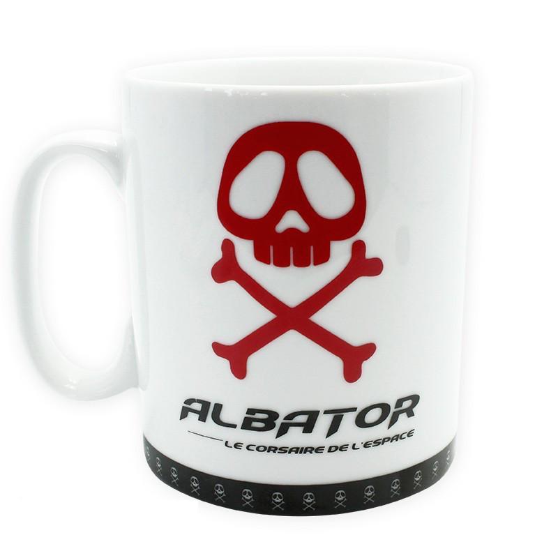 ALBATOR - Mug 460 ml - Albator & Embleme