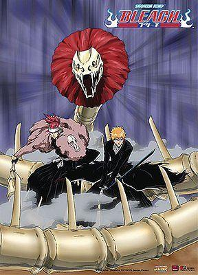 BLEACH - Wallscroll 80X110 - Cooperation of Ichigo and Renji