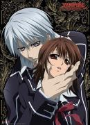 VAMPIRE KNIGHT - Wallscroll 80X110 - Zero and Yuuki