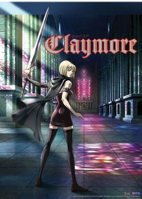 CLAYMORE - Wallscroll 80X110 - Claire is Back