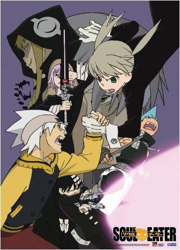 SOUL EATER - Wallscroll 80X110 - Groupe Type 2_2