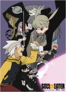 SOUL EATER - Wallscroll 80X110 - Groupe Type 2
