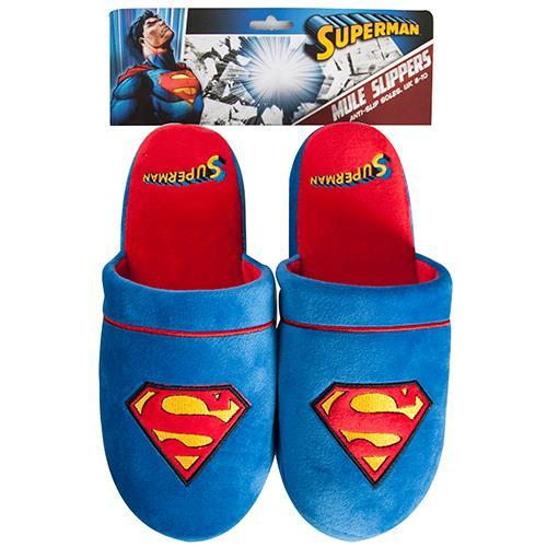 SUPERMAN - Pantoufles - Logo (38-41)