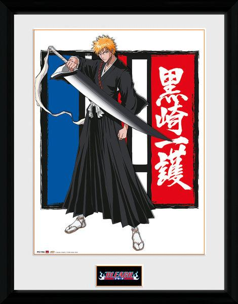 BLEACH - Collector Print 30X40 - Ichigo