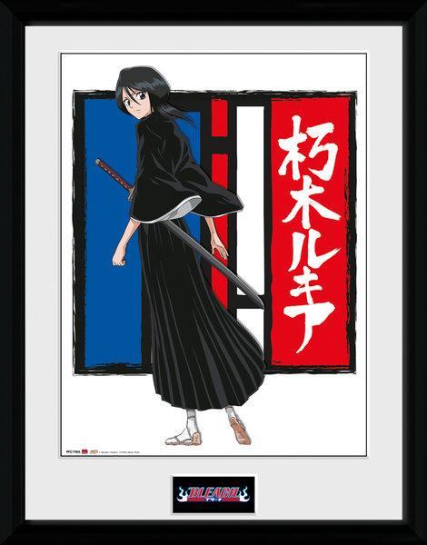 BLEACH - Collector Print 30X40 - Rukia_1