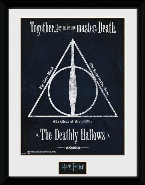HARRY POTTER - Collector Print 30X40 - Deathly Hallows