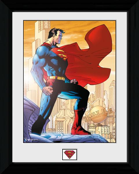 SUPERMAN - Collector Print 30X40 - Daily Planet_1