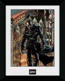 BATMAN - Collector Print 30X40 - Batman Arkham Asylum