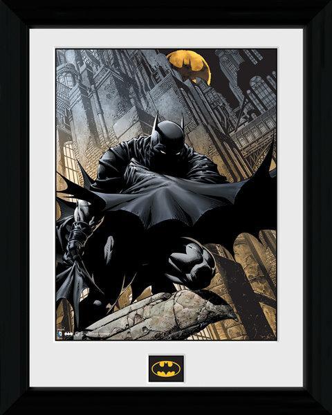 BATMAN - Collector Print 30X40 - Batman Stalker_2