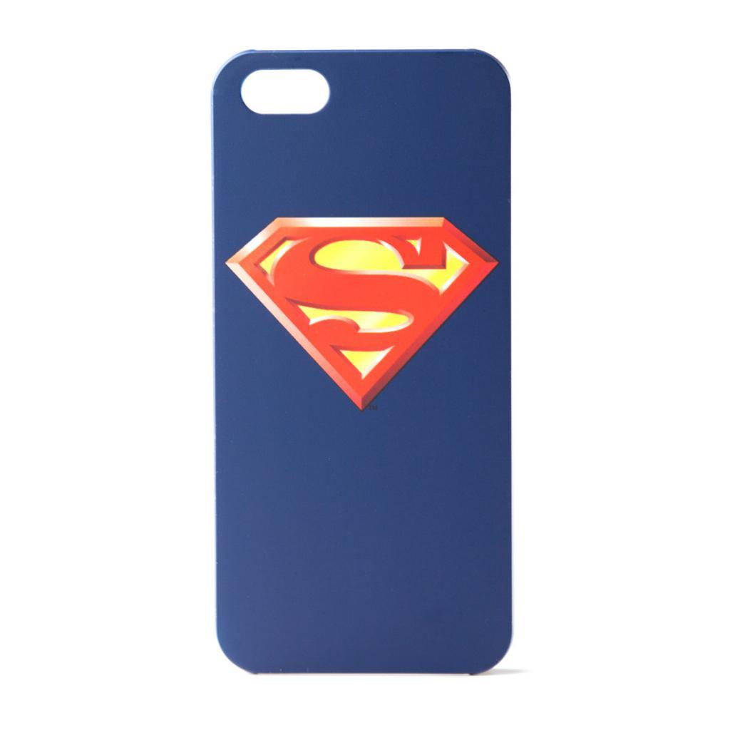 coque iphone 12 superman logo