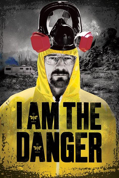 BREAKING BAD - Poster 61X91 - I Am The Danger