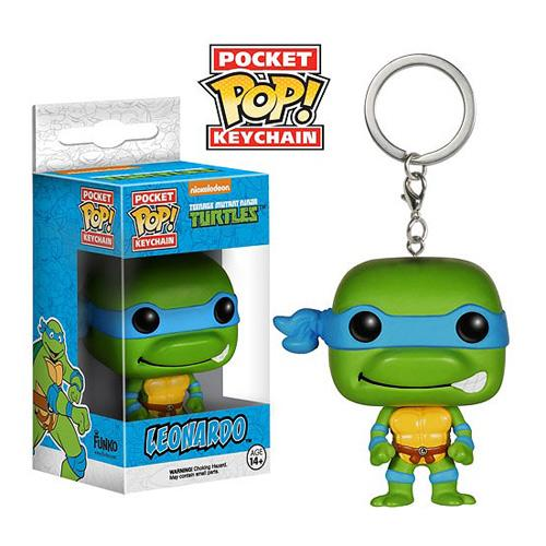 Pocket Pop Keychains : TMNT - Leonardo