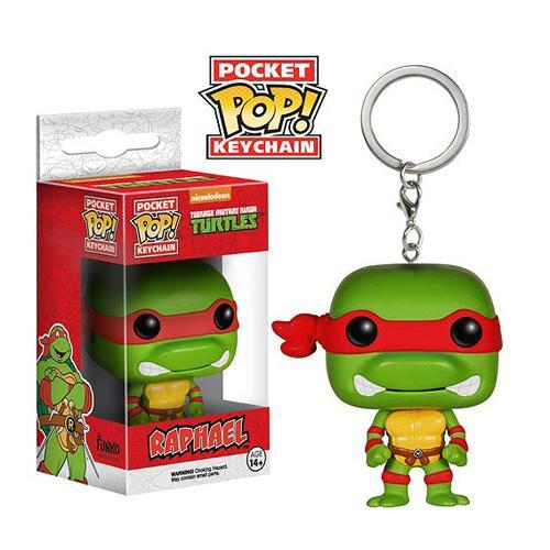 Pocket Pop Keychains : TMNT - Raphael
