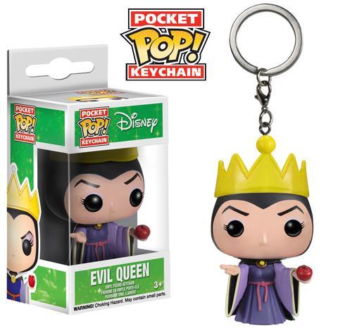 Pocket Pop Keychains : Disney - Evil Queen