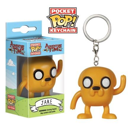 Pocket Pop Keychains : Adventure Time - Jake