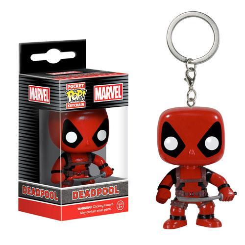 Pocket Pop Keychains : Marvel - Deadpool