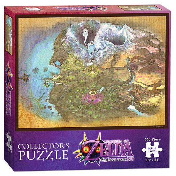 ZELDA - Puzzle The Legend of Zelda - Majora's Mask Termina_1