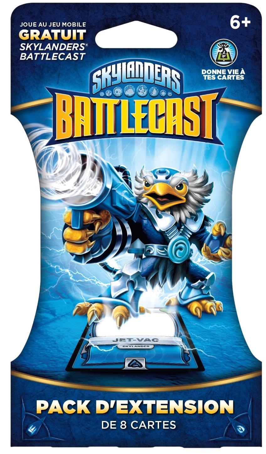 Skylanders Battlecast - Boosterpack Hourglass 'Modèle Aléatoire'