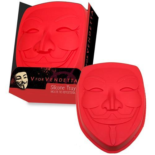 VENDETTA - Mask Silicone Baking Cake Tray