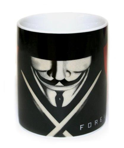 VENDETTA - Mug - Freedom Ceramic Vendetta