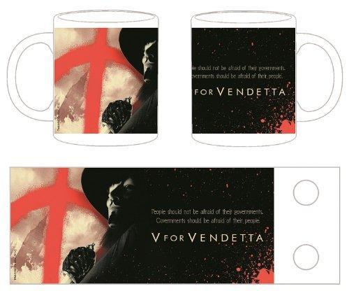 VENDETTA - Mug - Governments Ceramic Vendetta