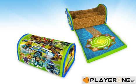 SKYLANDERS SWAP FORCE - Adventure Case