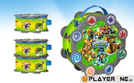SKYLANDERS SWAP FORCE - Element Stacking Case