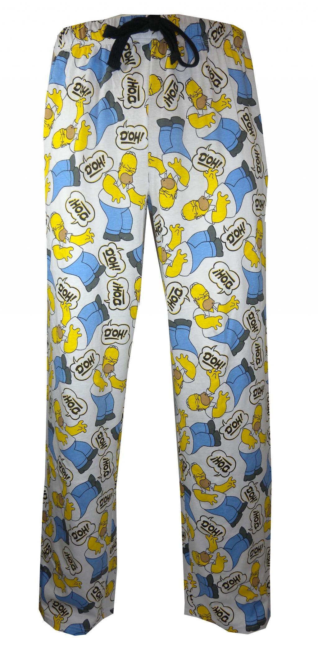 SIMPSONS - Pantalon Pyjama - Doh (S)