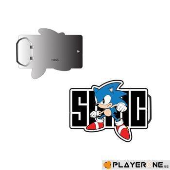 SONIC - Boucle de ceinture : Full Body With Logo
